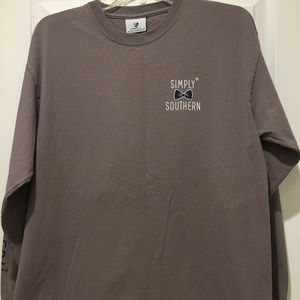Simply Southern long sleeved tee